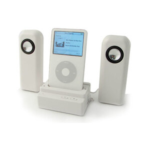 Photo of Travel Speakers For iPod Gadget