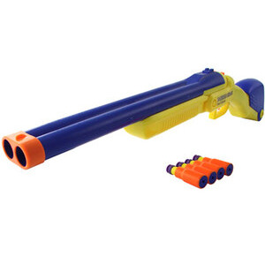 Photo of Double Shotgun Dart Blaster Toy