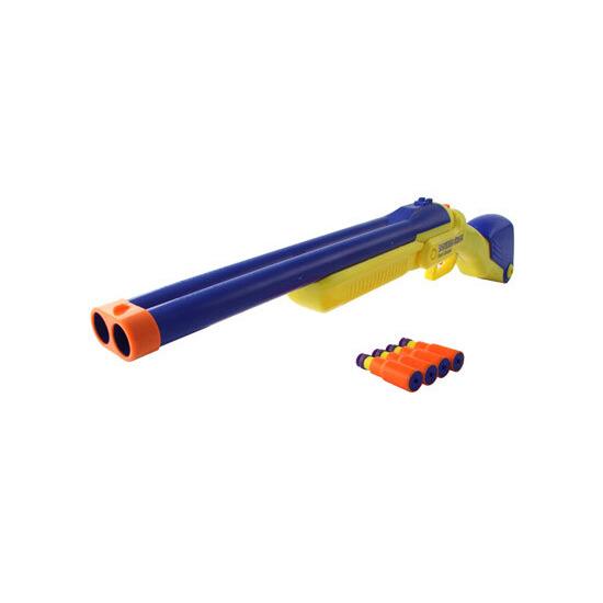 Double Shotgun Dart Blaster
