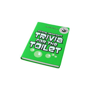 Photo of Trivia For The Toilet Book