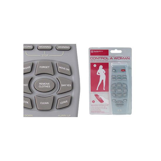 Control A Woman Remote Control