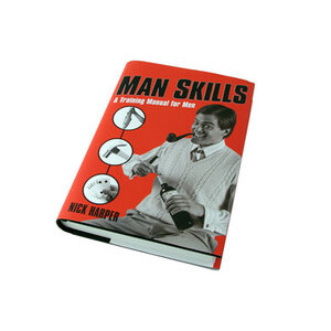 Photo of Man Skills - A Training Manual For Men Book