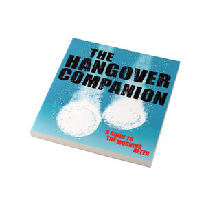 Photo of The Hangover Companion - A Guide To The Morning After Book