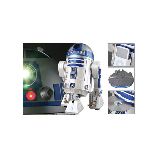 Nikko R2D2 Projector