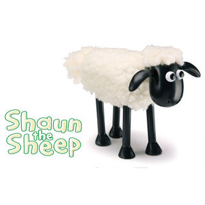 Photo of Shaun The Sheep Wind-Up Walking Gadget