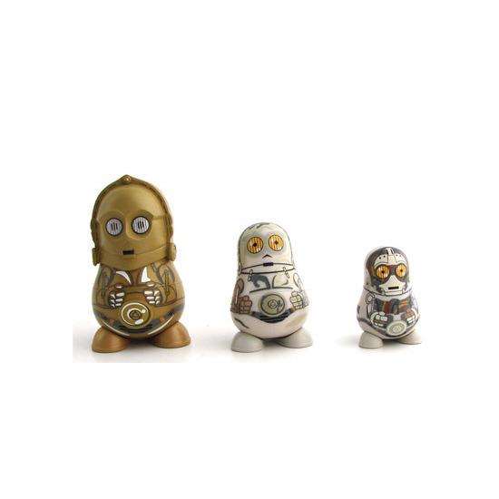 Star Wars Chubbies - C3P0
