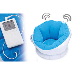 Photo of Ozone Inflatable Neutron - With Built In Speakers Gadget