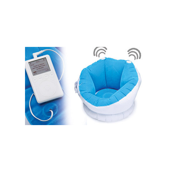 Ozone Inflatable Neutron - With Built In Speakers