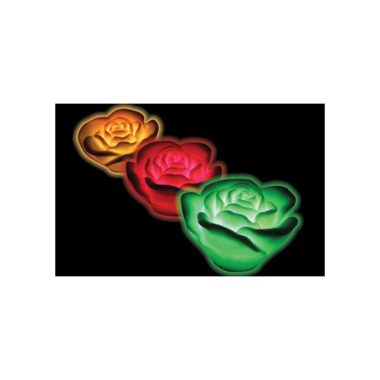 Floating Rose Spa Lights (3 Pack)