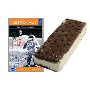 Photo of Space Food - Astronaut Ice Cream Sandwich Gadget