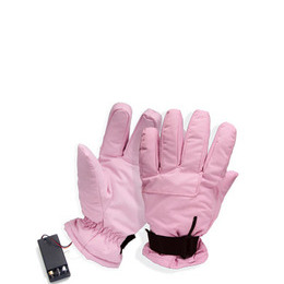 Battery Powered Heated Gloves - Pink Reviews