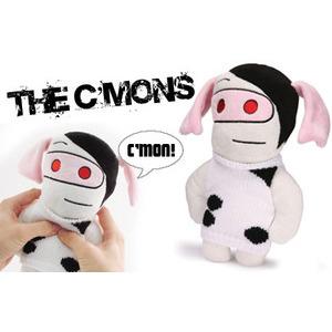Photo of The Corsa C'Mon's! - Moo 10 Inch Talking Plush Gadget
