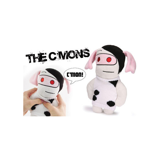 The Corsa C'Mon's! - Moo 10 inch Talking Plush