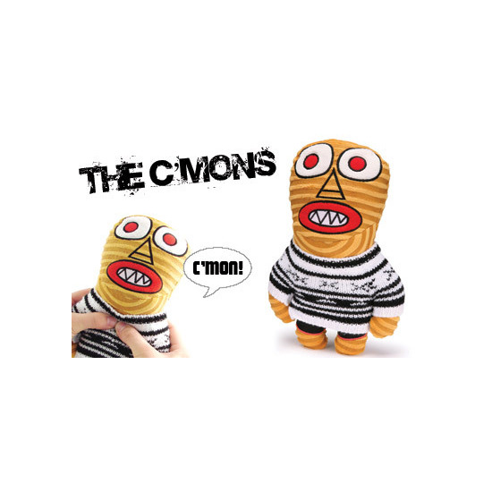 The Corsa C'Mon's! - Red 10 inch Talking Plush