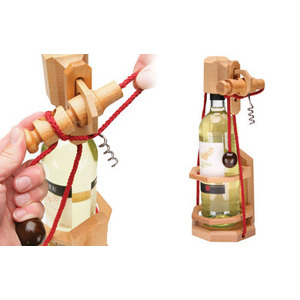 Photo of Don'T Break The Bottle Puzzle Kitchen Accessory