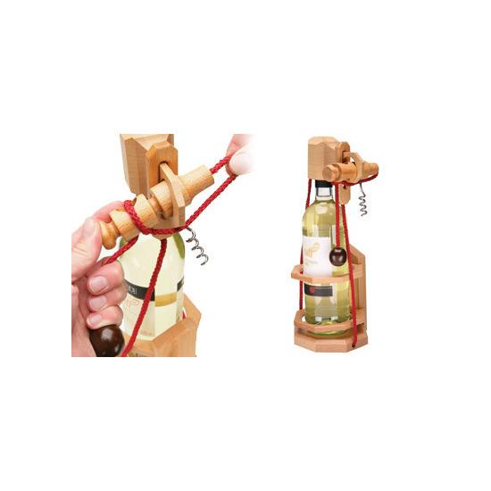 Don't Break The Bottle Puzzle