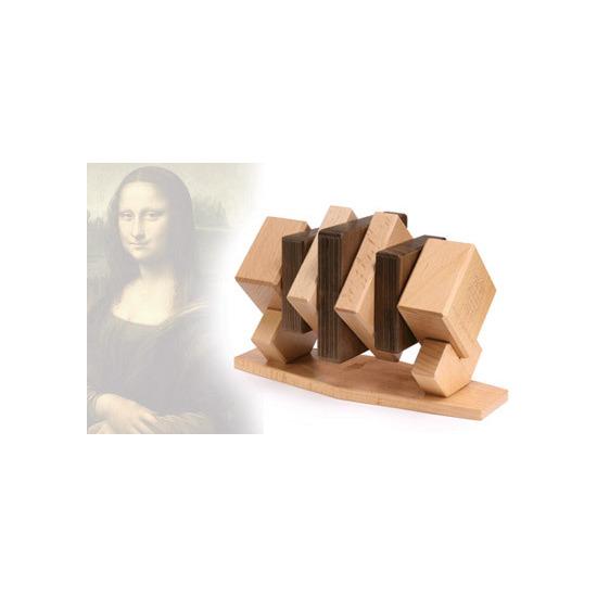 Da Vinci's Secret Puzzle