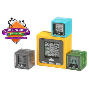 Photo of Cube World Places - Block Bash Gadget