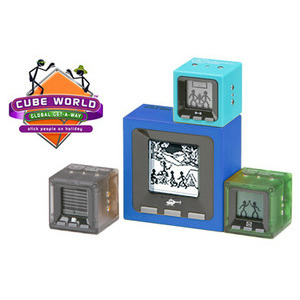 Photo of Cube World Places - Global Get-A-Way Gadget