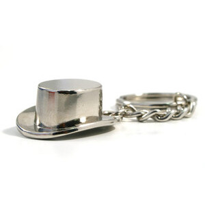 Photo of Monopoly Key Ring Hat Gadget