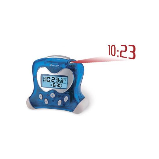 Radio Controlled Projection Alarm Clock