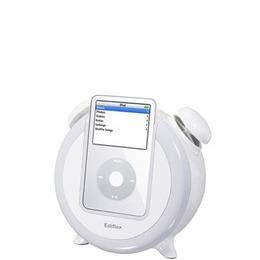 Retro iPod Alarm Clock - white Reviews