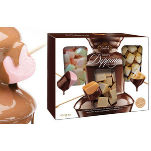 Photo of Fondue Chocolate Dipping Set Confectionery