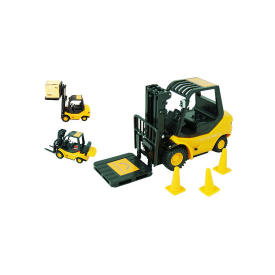 Radio Controlled Fork-lift Truck