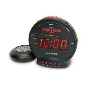 Photo of Sonic Bomb Alarm Clock Gadget