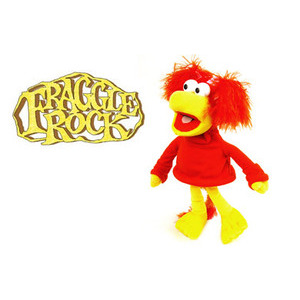 Photo of Fraggle Rock Plush - Red Toy
