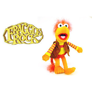 Photo of Fraggle Rock Plush - Gobo Toy