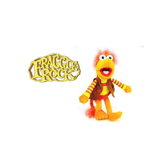 Fraggle Rock Plush - Gobo