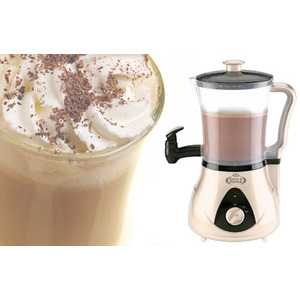 Photo of Chocolate Cocktail Drinks Maker Kitchen Appliance