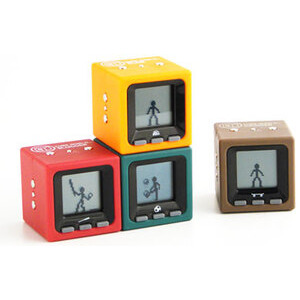 Photo of Cube World Series 4 (2 Cubes Per Pack) Gadget