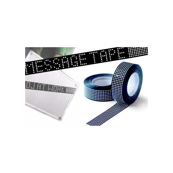 Message Tape Pixels