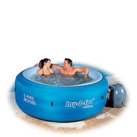 Lay-Z-Spa Pool Hot Tub Reviews