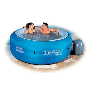 Photo of Lay-Z-Spa Pool Hot Tub Hot Tub