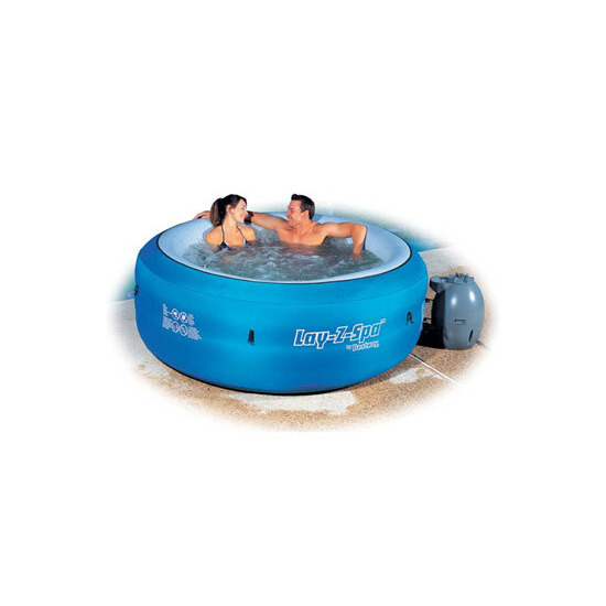 Lay-Z-Spa Pool Hot Tub