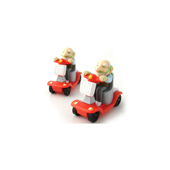 Speeding Grandads (2 pack)