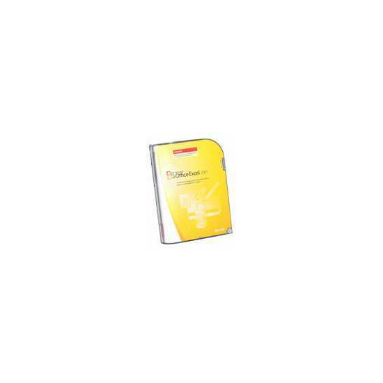 MICROSOFT EXCEL07UP G CDR