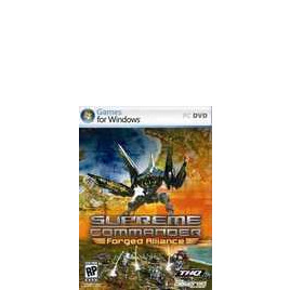 Supreme Commander: Forged Alliance PC Reviews