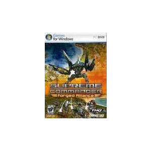 Photo of Supreme Commander: Forged Alliance PC Video Game