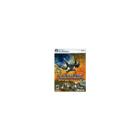 Supreme Commander: Forged Alliance PC