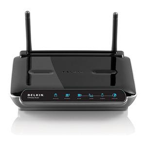 Photo of Belkin Wireless Router F5D8233UK4 Router