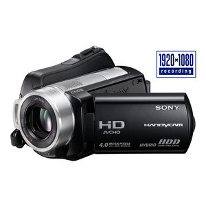 Photo of Sony Handy-Cam HDR-SR10E Camcorder