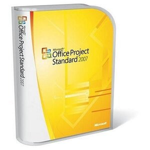 Photo of Microsoft Project Standard 2007 (Upgrade) Software