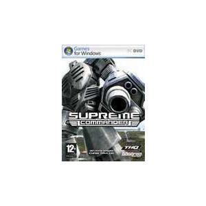 Photo of Supreme Commander (PC) Video Game