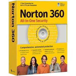 Photo of Norton 360 All-In-One Software