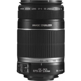Canon EF-S 55-250mm f/4-5.6 IS Reviews