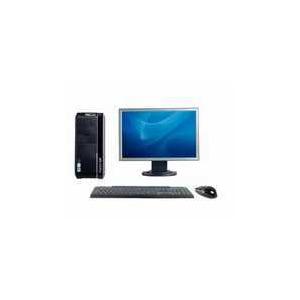 """Photo of PACKARD BL 2613+20"""" 20""""AOC Desktop Computer"""